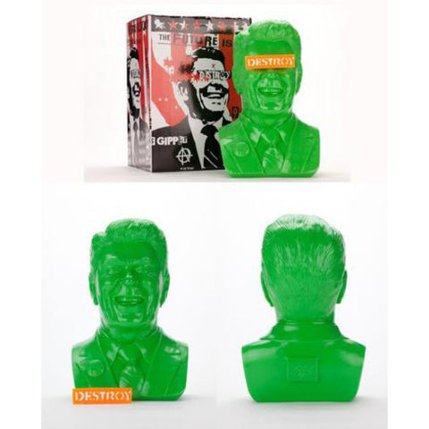 Kozik The Gipper Vinyl Bust