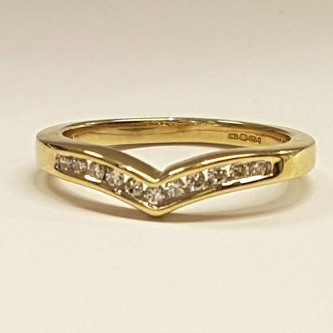 9ct Yellow Gold Ring 31560