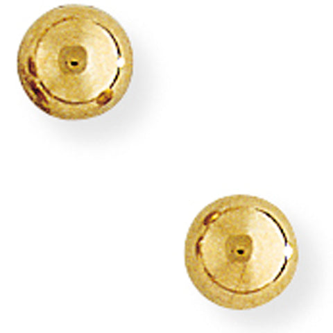 9ct Yellow Gold Earring 27791
