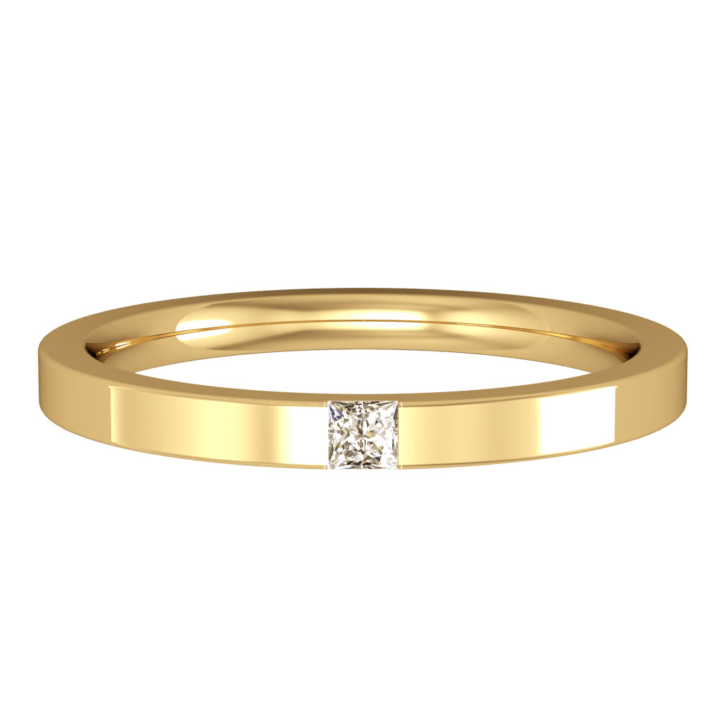 18ct Gold Ring 24782