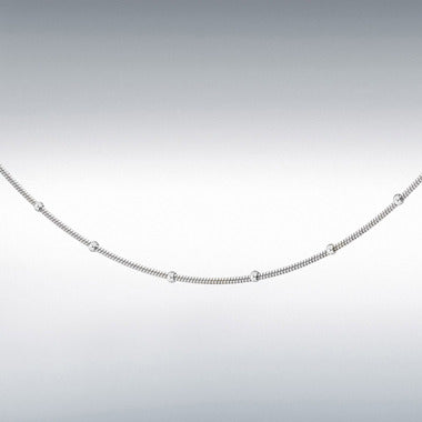 Sterling Silver Chain 32231