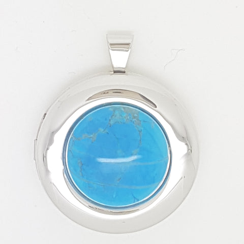 Sterling Silver Pendant 33492