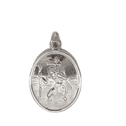 Sterling Silver Pendant 32123