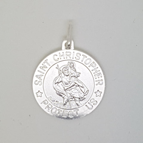 Sterling Silver Pendant 10464