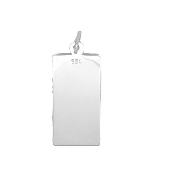Sterling Silver Pendant 33956