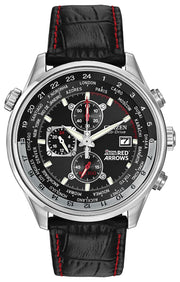Citizen CA0080-03E Gents Red Arrows World Time Chronograph