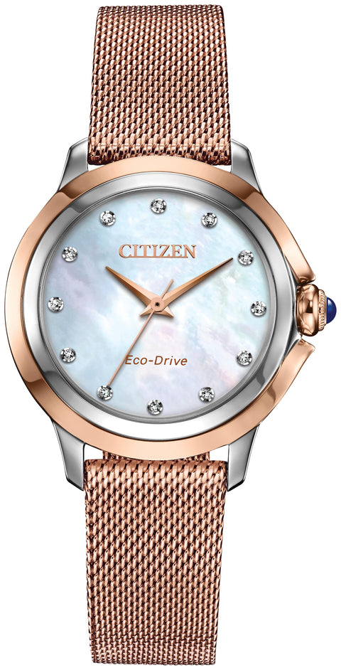 Citizen_EM0796-75D Ladies Citizen CeCi