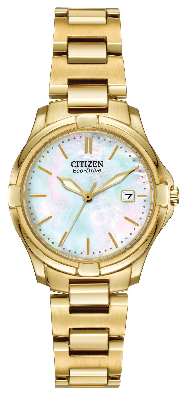 Gold/Rhodium plated Watch 13488