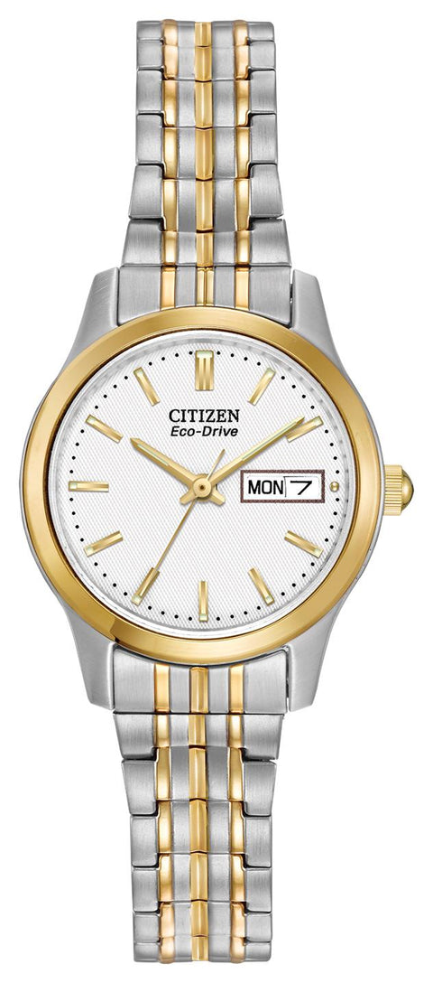 Citizen EW3154-90A Ladies Corso Day-Date Expander