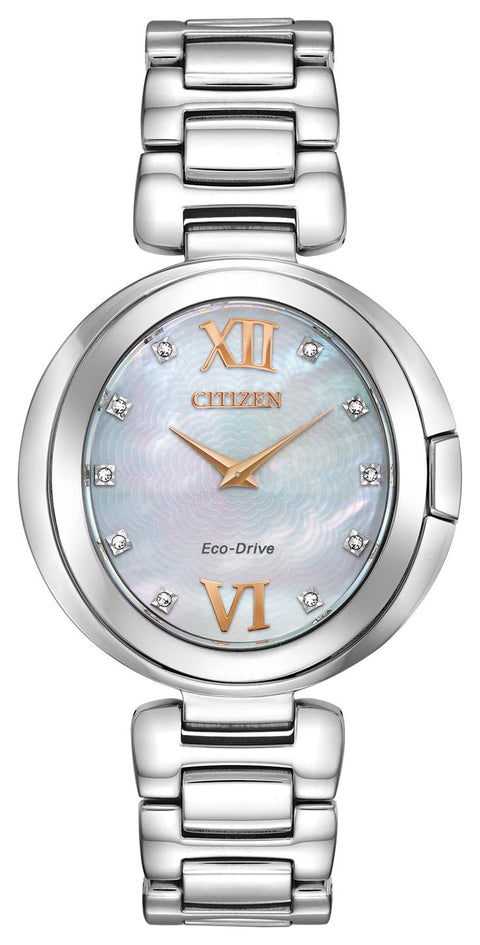 Citizen EX1510-59D Ladies Capella