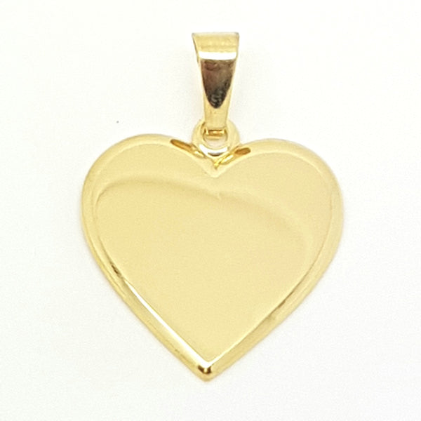 9ct Yellow Gold Pendant 33585