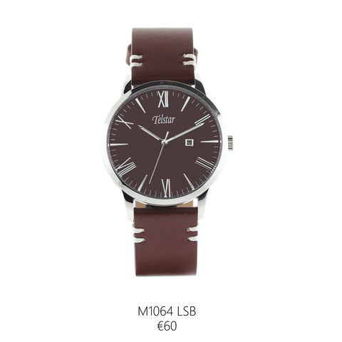 TELSTAR M1064 LSB GENTS WATCH 33456 - Armin Lowe Jewellers Sligo