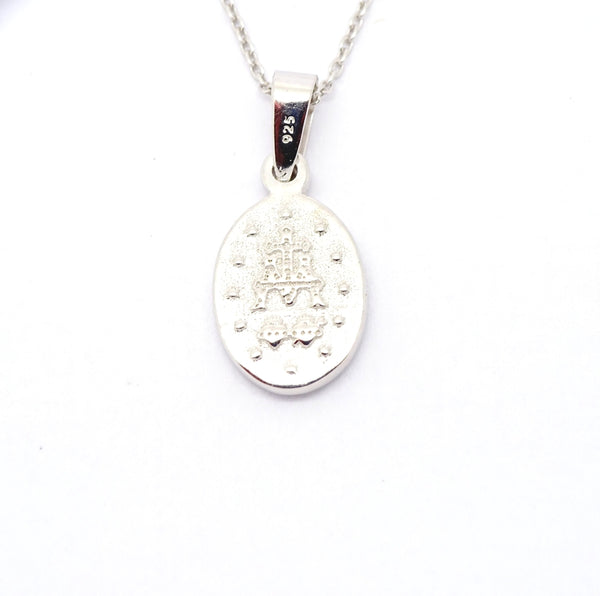 Sterling Silver Pendant 33916