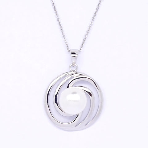 Sterling Silver Pendant 33652