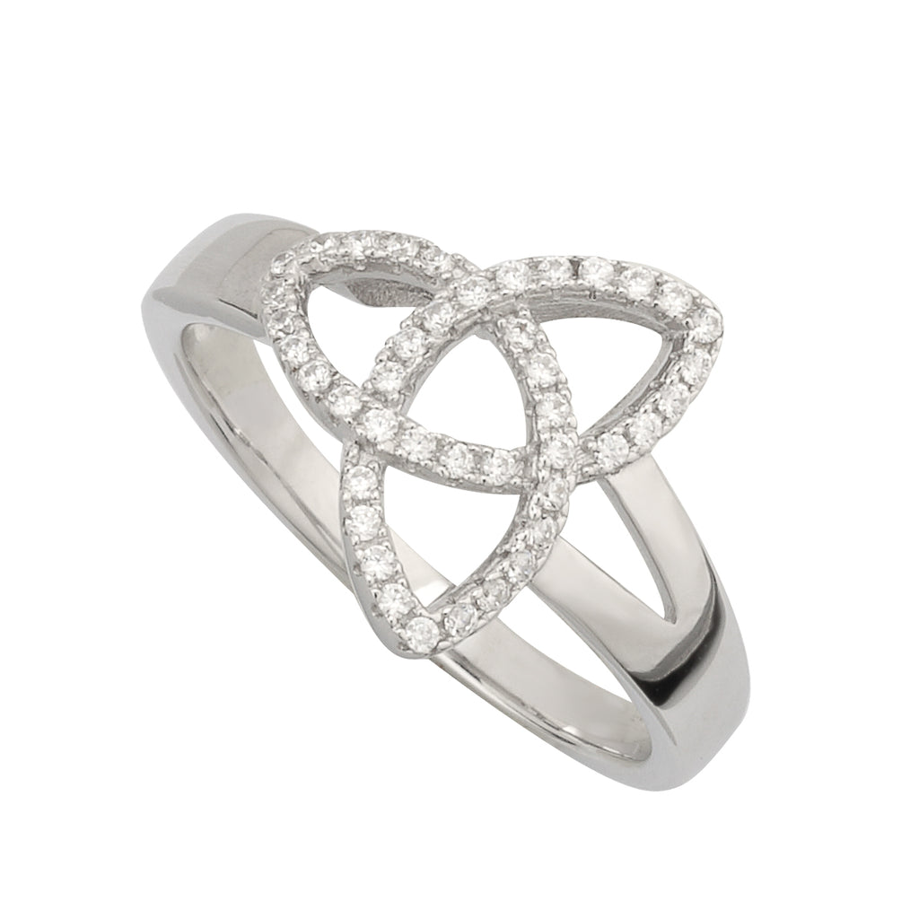 Sterling Silver Ring 25025