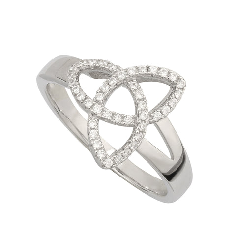Sterling Silver Ring 25018