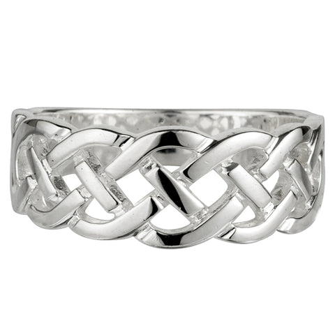 Sterling Silver Ring 33181