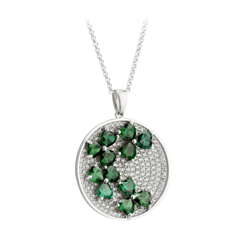 Sterling Silver Pendant 26313