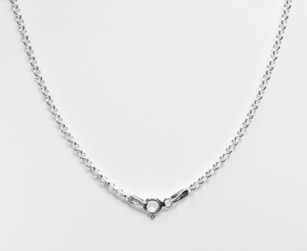 "Sterling Silver 24""/61cm, Chain (27034) - Armin Lowe Jewellers"