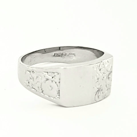 Sterling Silver Ring 33031