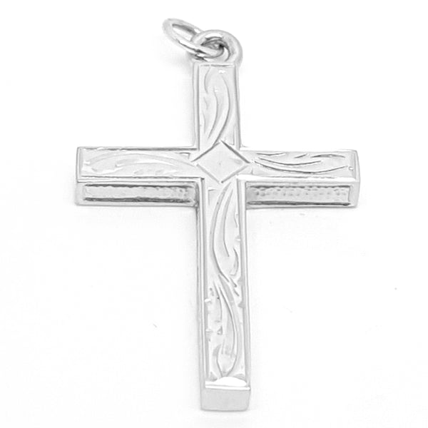Sterling Silver Pendant 32294