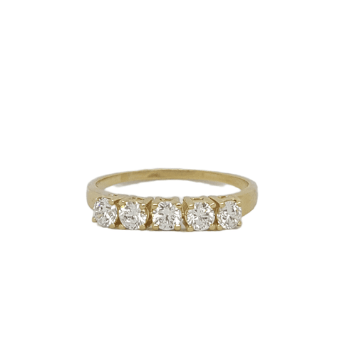 9ct Yellow Gold Ring 33993