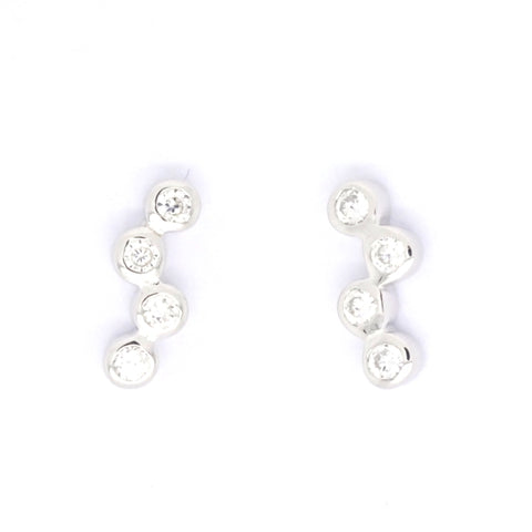 Sterling Silver Earring 34097