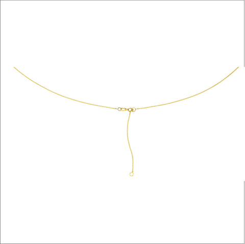 "9ct yellow old diamond cut curb link chain, adjustable 16""/41cm   18""/46cm, suitable for pendants. 32020"