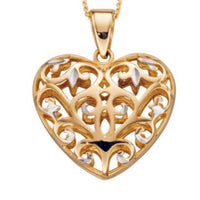 9ct Yellow Gold Pendant 33889