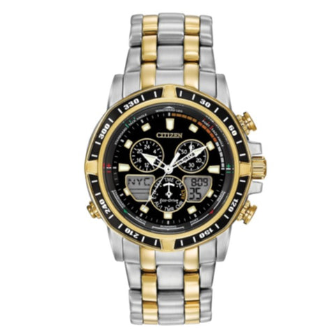CITIZEN JR4054-56E GENTS WATCH 17725 - Armin Lowe Jewellers Sligo