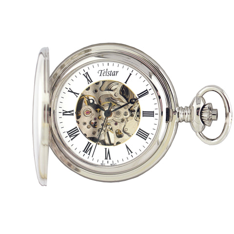 TELSTAR P9020 CSW POCKET WATCH 33979 - Armin Lowe Jewellers Sligo