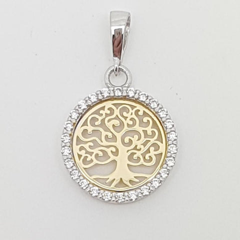 9ct Yellow Gold Pendant 33697 - Armin Lowe Jewellers Sligo