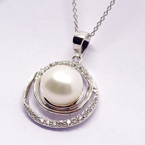 Sterling Silver Pendant 33650