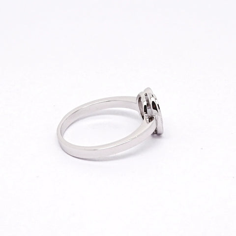 Sterling Silver Ring 34053