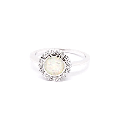 Sterling Silver Ring 34057
