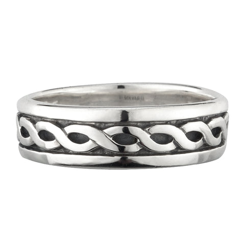 Sterling Silver Ring 33190