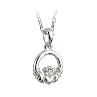Sterling Silver Pendant 33850