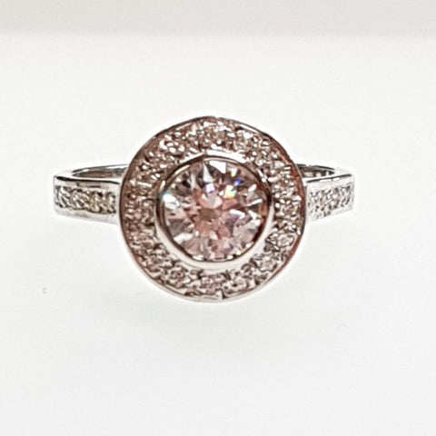 Sterling Silver Ring 32286