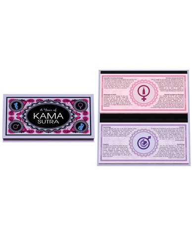 A Year Of Kama Sutra Card Game