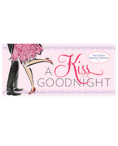 A Kiss Goodnight Coupons Book
