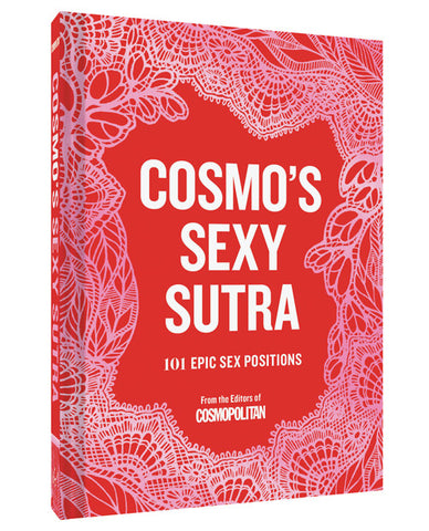 Cosmo's Sexy Sutra 101 Epic Sex Position Book