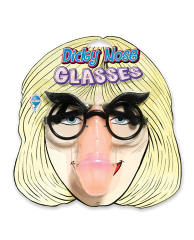 Dicky Nose Glasses