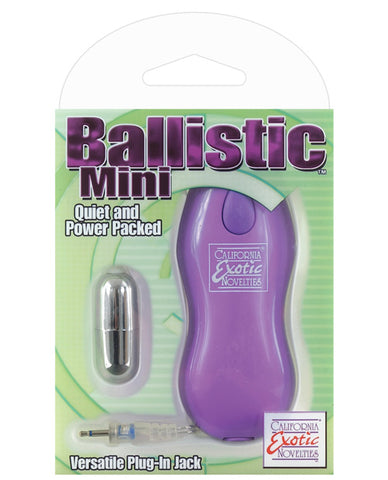 Ballistic Mini W-purple Controller