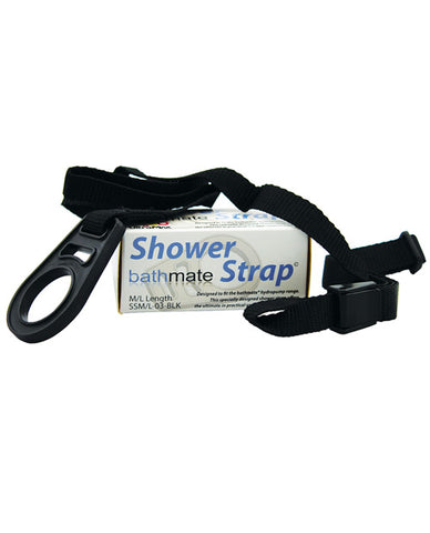 Bathmate Shower Strap Large Length - Black