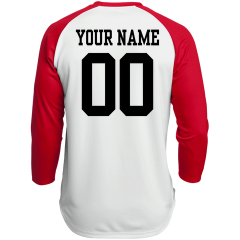 Customize Your Own Jersey With Your Name and Numbers