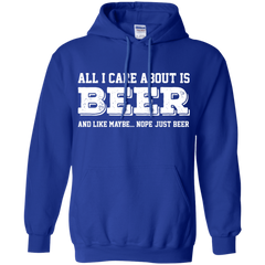 Nope Just Beer