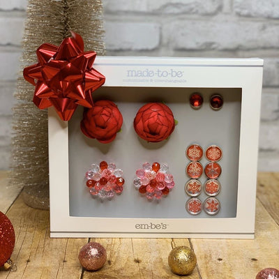 Em-be Kit - Holiday Red