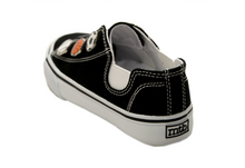 Dash-Black w/sports  (Girl: Toddler, Little Kid, Big Kid)