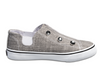 Dash • Gray Sparkle W/Rhinestones Color Options (Youth Sizes: 10Y-3Y)
