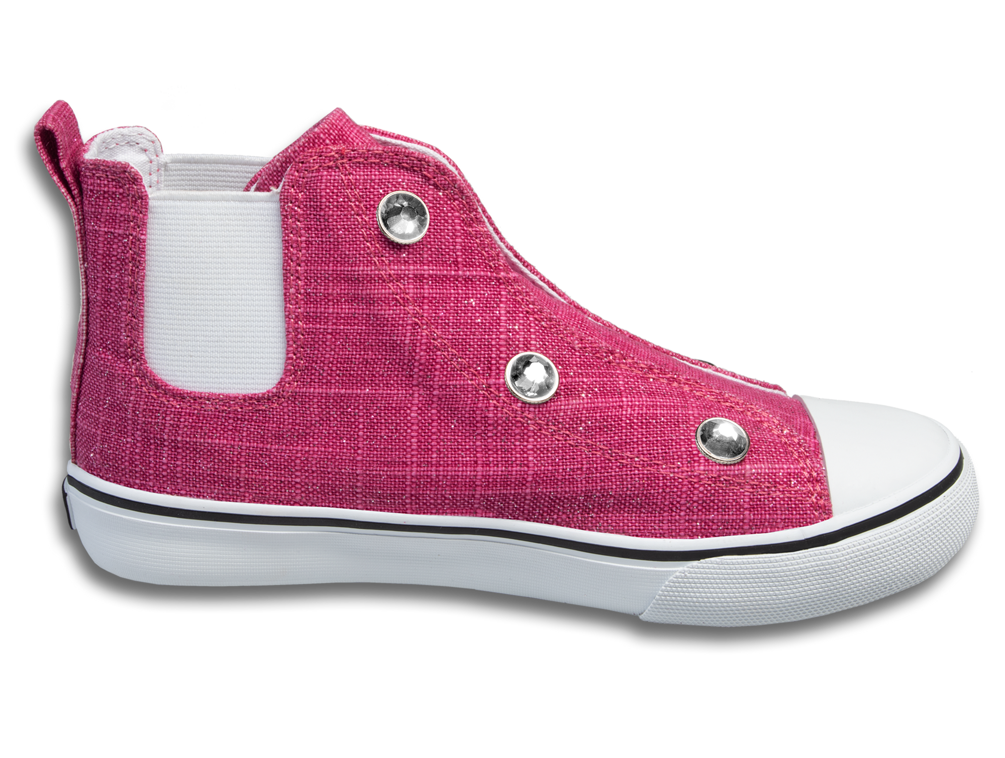 Speedster • Pink Sparkle W/Rhinestones Color Options (Womens Sizes: 3Y/5W - 9Y/11W)